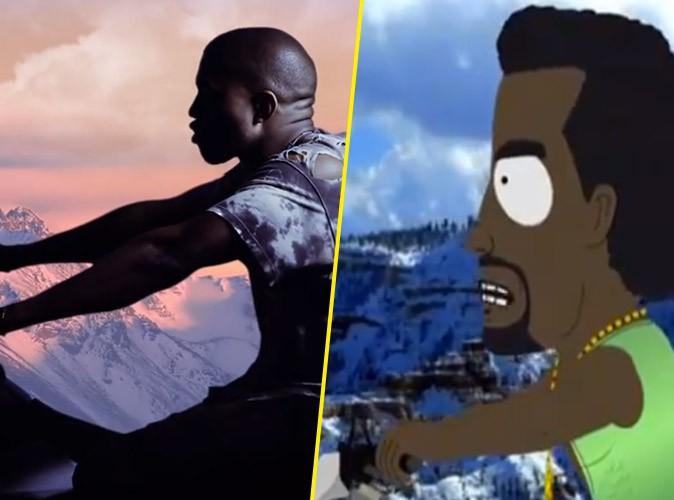 Kanye West : et maintenant son clip Bound 2 est aussi parodié par South Park !