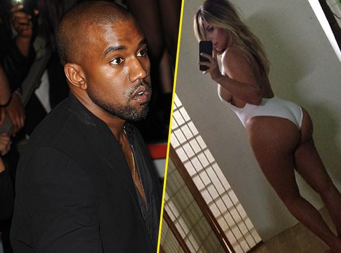 Kanye West : excité par la photo de Kim Kardashian, il veut immédiatement la rejoindre !