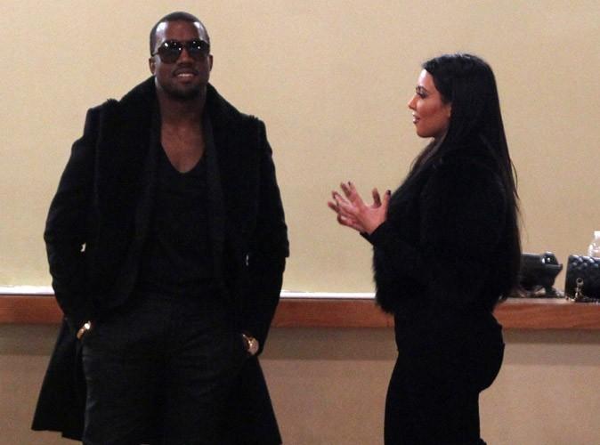 """Kanye West fou amoureux de Kim qu'il considère comme """"sa Beyoncé"""" !"""