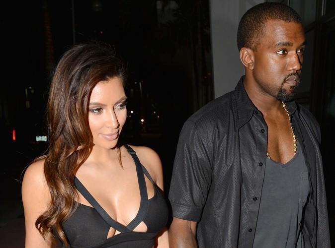 Kanye West :  il n'est pas encore prêt à se marier avec Kim Kardashian !