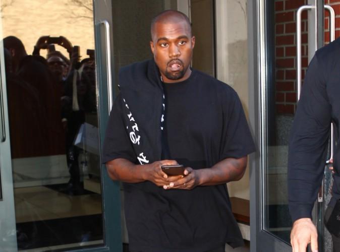 Kanye West : Il quitte la fête de Drake en vitesse dès qu'il aperçoit son ex...