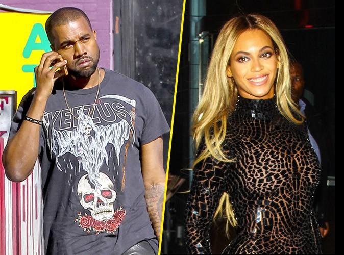 Kanye West : jaloux du succès de Beyoncé, il l'accuse d'avoir volé ses idées !