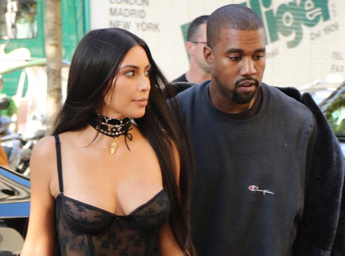 Kanye West : Kim Kardashian se montre à la hauteur !