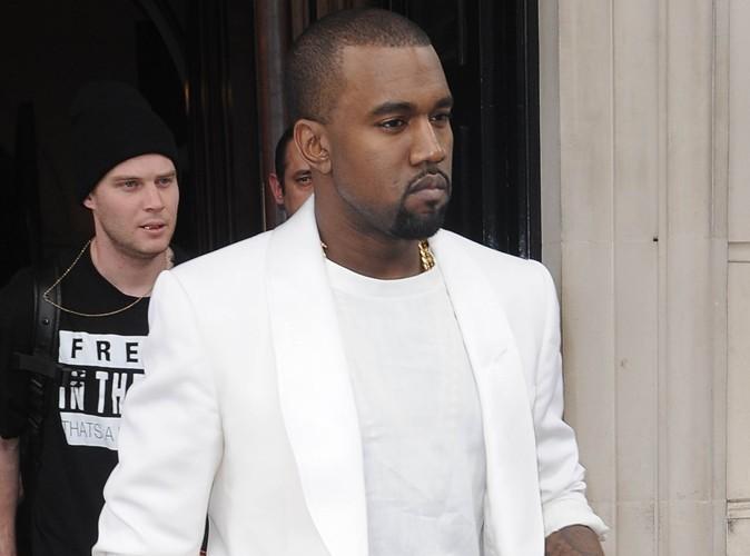 Kanye West : les baskets qu'il a dessinées partent à 89000$ sur Internet !