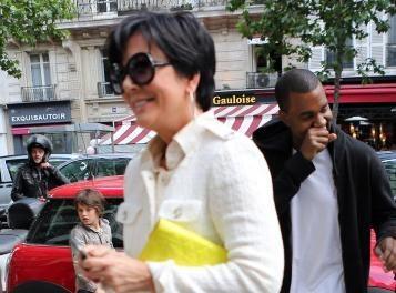 Kanye West : première apparition avec belle-maman depuis la naissance de sa petite Nori !