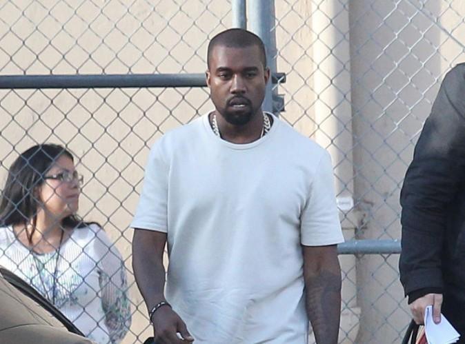 Kanye West : sa récente perte de sang-froid lui coûte 250 000$ !