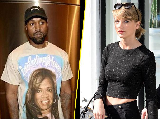 Kanye West vs Taylor Swift : le rappeur met les choses au clair sur Twitter !
