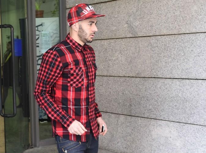 Karim Benzema : carton rouge, il aurait encore été arrêté sans permis de conduire !