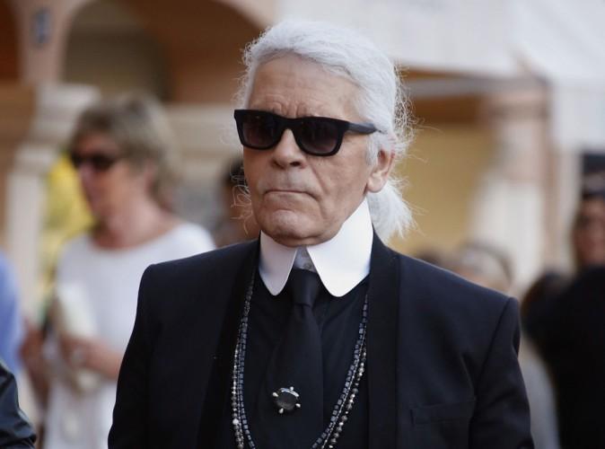 """Karl Lagerfeld apporte son soutien à Valérie Trierweiler : """"Qu'une femme se venge, je trouve ça très bien !"""""""