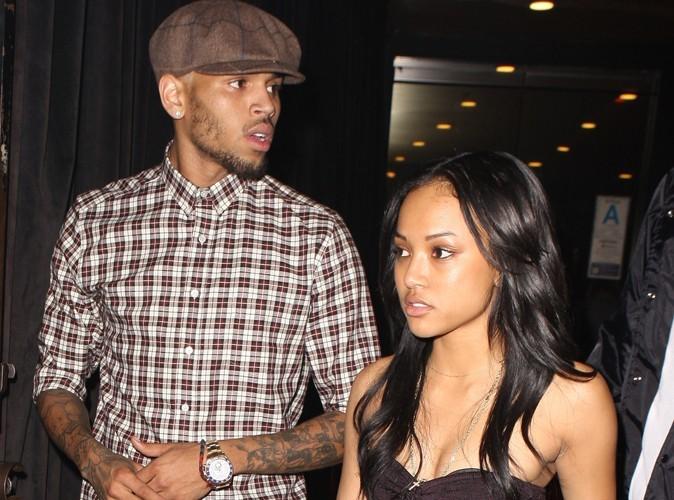 """Karrueche Tran : """"Ce qui s'est passé avec Chris Brown c'est dur à digérer…"""""""
