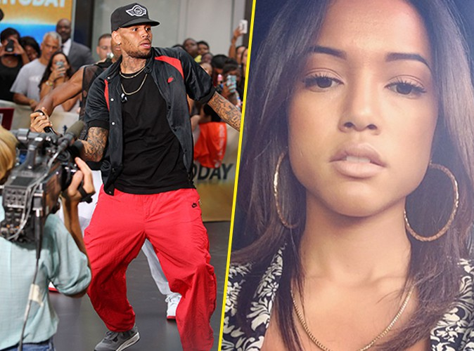 Karrueche Tran : elle réagit violemment sur Twitter suite à l'arrestation de Chris Brown !