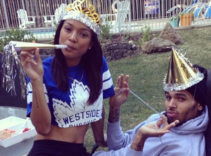 Karrueche Tran : pour les 25 ans de Chris Brown, elle lui adresse une jolie déclaration d'amour !