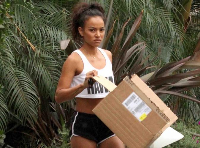 Karrueche Tran : vexée, elle vire le staff d'Oprah Winfrey de chez elle !