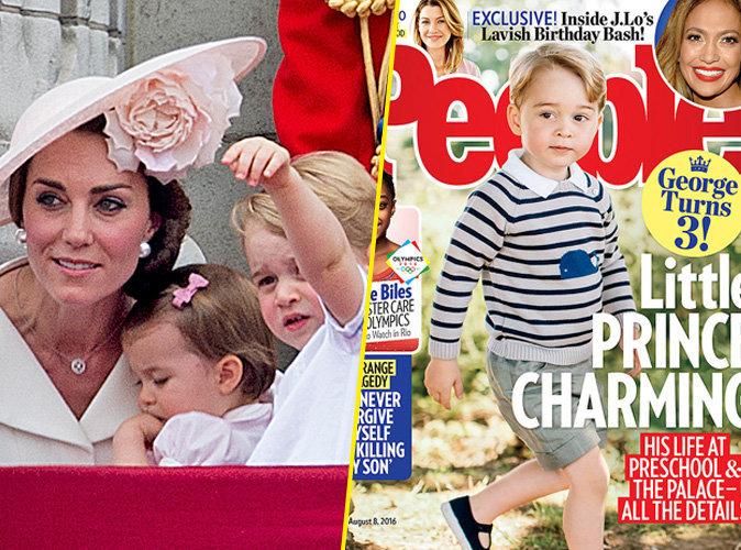 Kate de Cambridge : elle bulle en France avec ses petits !
