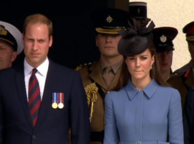 Kate Middleton et le prince William : le couple princier fait sensation en Normandie !