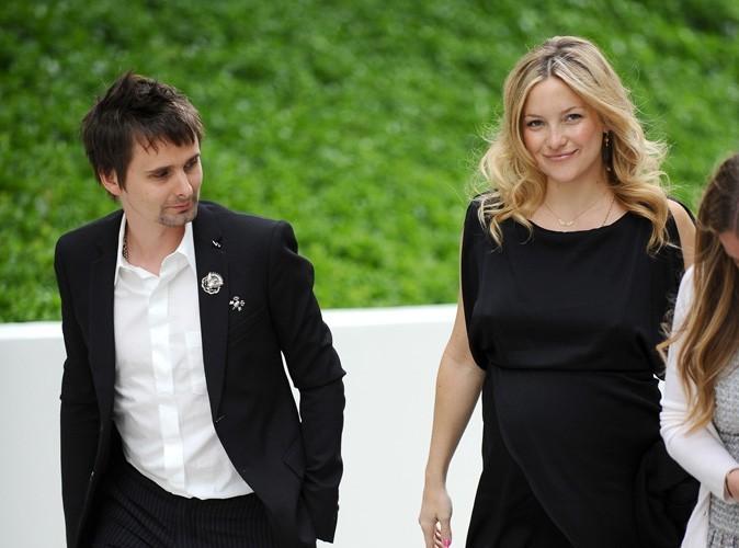 Kate Hudson est maman d'un second petit garçon !