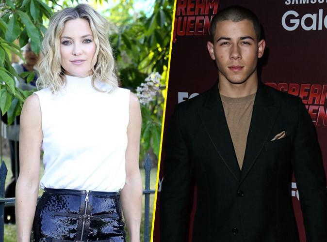 Kate Hudson et Nick Jonas en couple ?