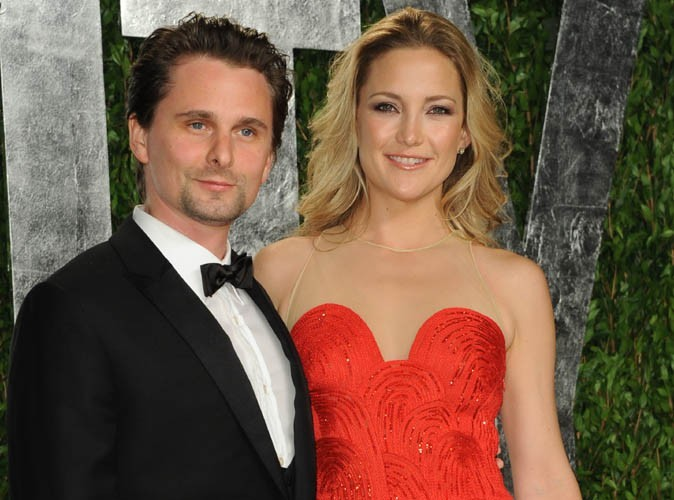 Kate Hudson mariée à Matthew Bellamy ?