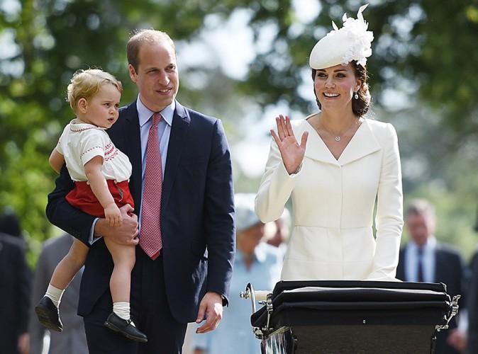 Kate Middleton à nouveau enceinte ?