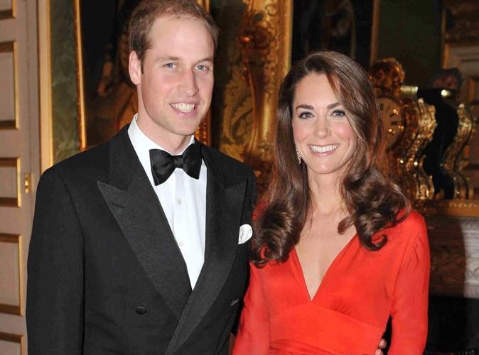 Kate Middleton : au top de l'élégance pour un nouveau diner officiel !
