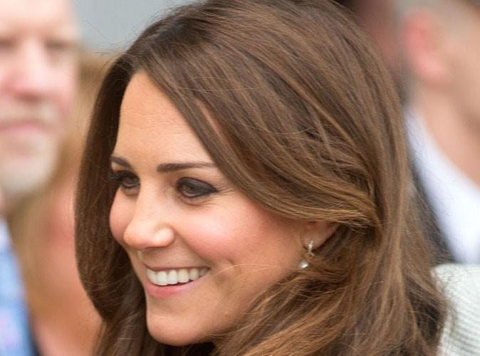 Kate Middleton : c'est officiel, elle est enceinte !