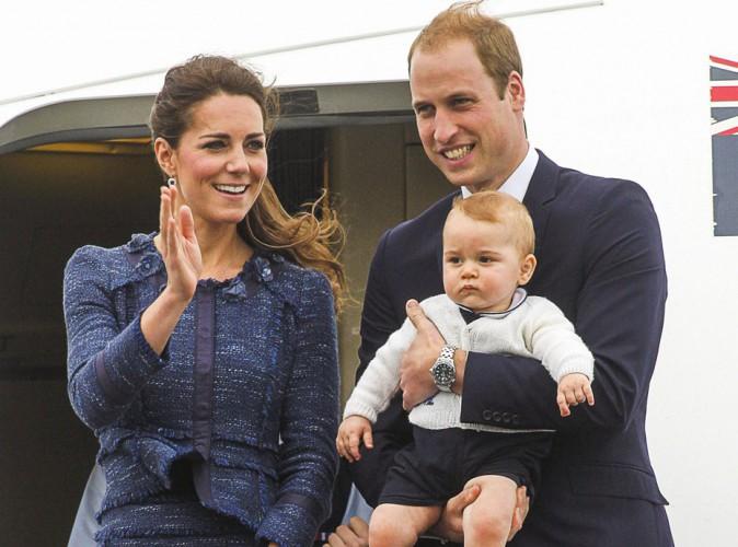 Kate Middleton : dernières vacances en famille avant l'arrivée du bébé !