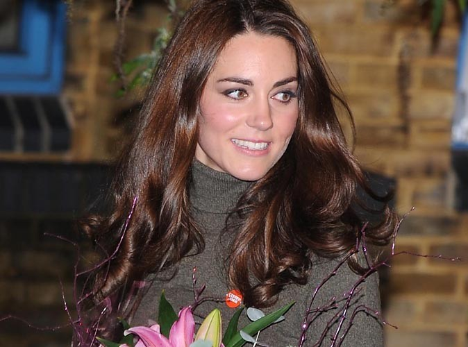 Kate Middleton : elle a réveillonné sous un tipi !