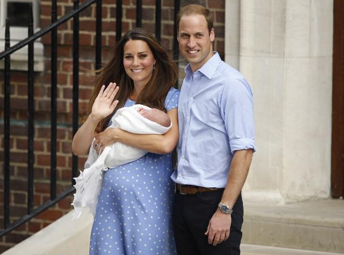Kate Middleton : elle veut être le photographe officielle du prince George !