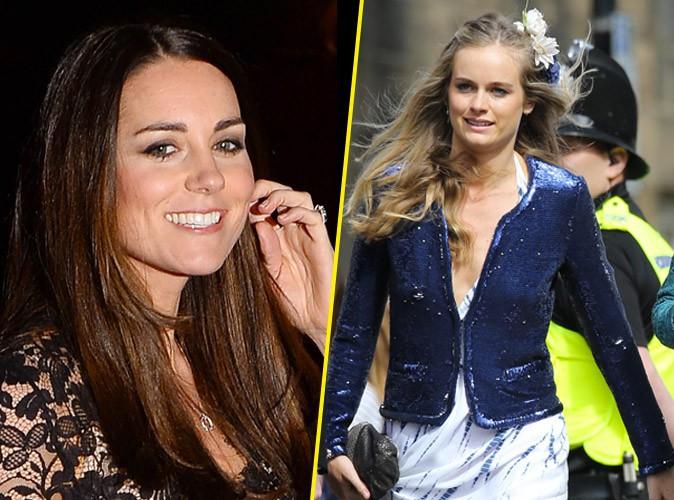 Kate Middleton et Cressida Bonas : meilleures amies malgré leurs différences ?