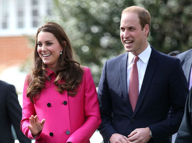 Kate Middleton et le Prince William : dernière virée shopping avant l'accouchement !