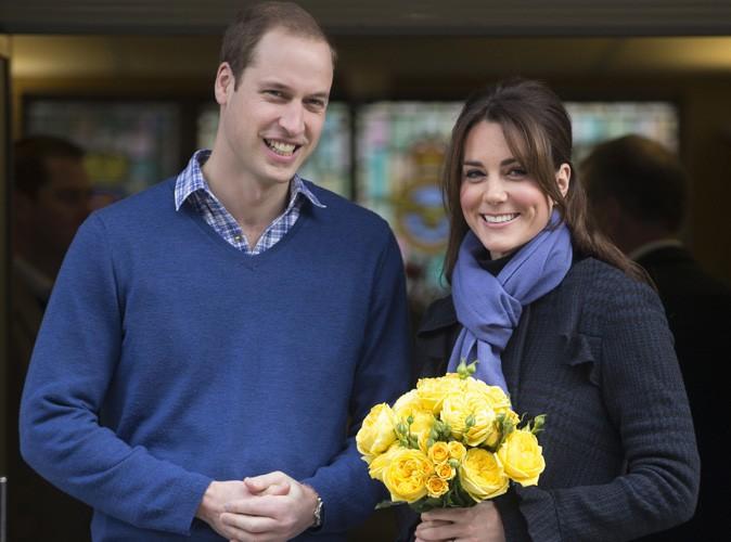 Kate Middleton et le Prince William : ils ont fêté la naissance de leur baby boy avec des pizzas !