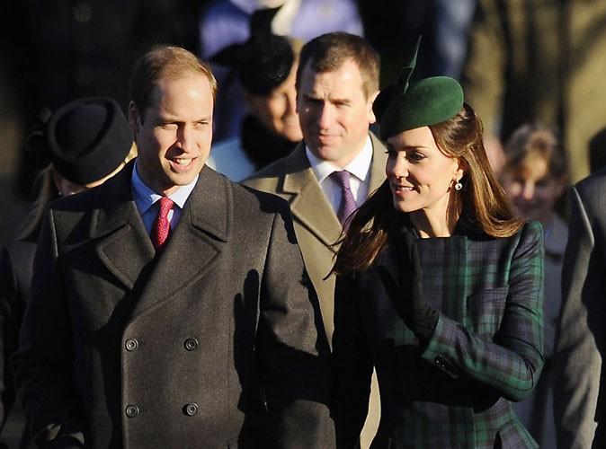 Kate Middleton : jour de l'an en famille avec William et George !