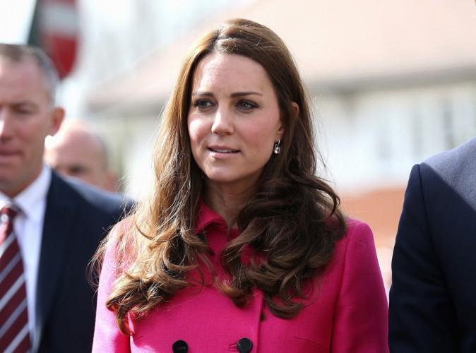 Kate Middleton : on ne la reverra pas de si tôt !