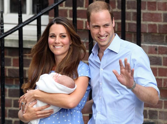 Kate Middleton : le prince William lui offre un bijou inestimable pour la naissance du prince George !