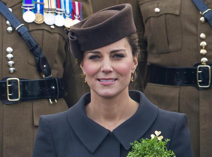 Kate Middleton n'accouchera peut-être pas à Londres !