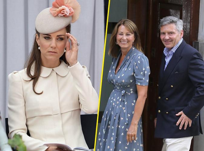 Kate Middleton : nouvelle inquiétude, elle se réfugie chez ses parents !