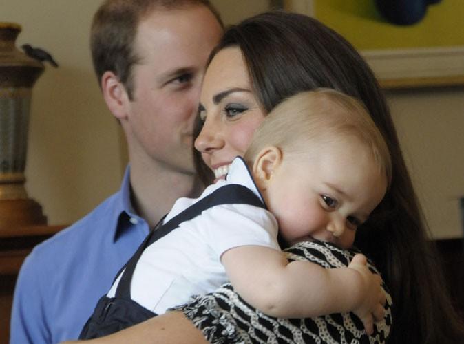 Kate Middleton : sa photo préférée du Prince George en Nouvelle Zélande et en Australie, c'est celle là !