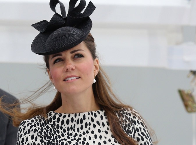Kate Middleton : sur le point d'avoir son bébé, elle fuit Londres !