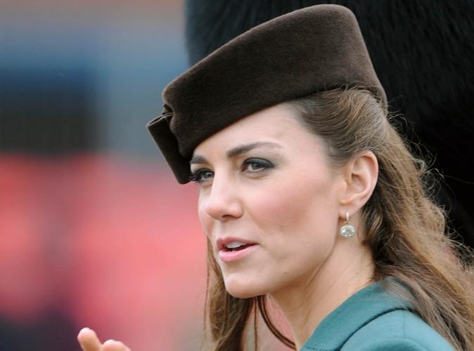 Kate Middleton : très génée par les rumeurs de grossesse