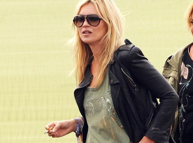 Kate Moss : elle a perdu sa bague de fiançailles au festival de Glastonbury !