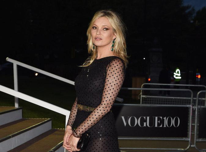 Kate Moss : Elle serait recasée avec… un adolescent !