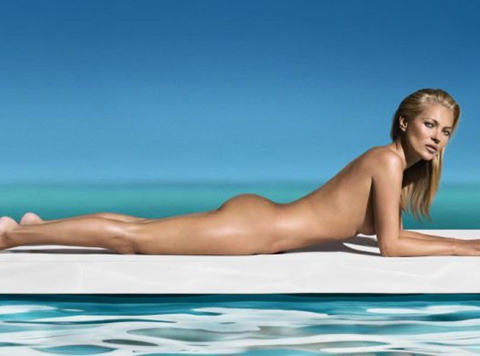 Kate Moss nue en couverture de Playboy ? C'est confirmé !