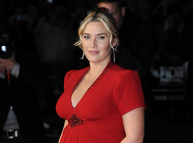 Kate Winslet : elle a accouché d'un petit garçon !