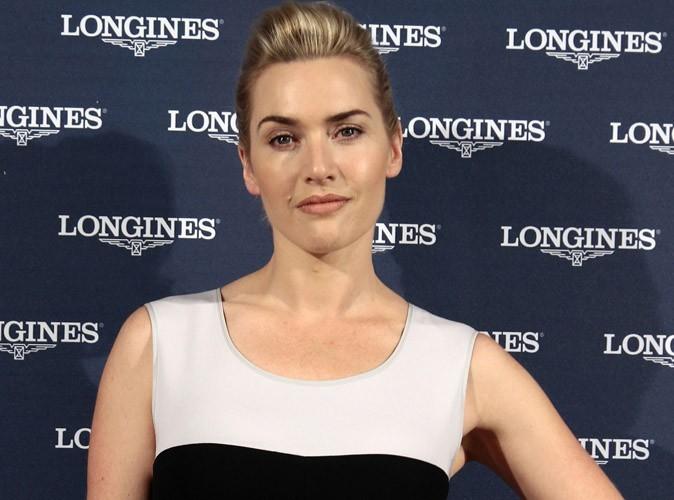 """Kate Winslet : """"Je n'ai jamais eu recours à la chirurgie esthétique"""""""
