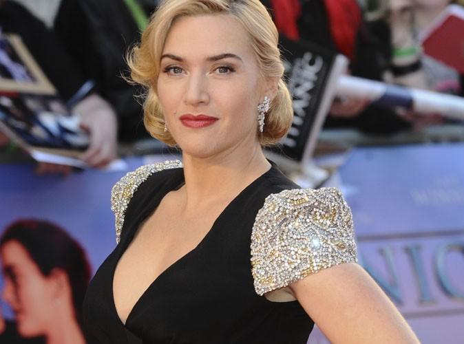 Kate Winslet : la chanson de Titanic l'horripile !