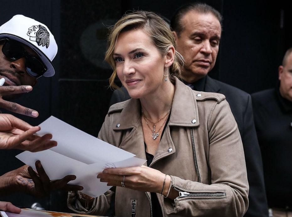 Kate Winslet n'est pas montée sur une balance depuis 12 ans !