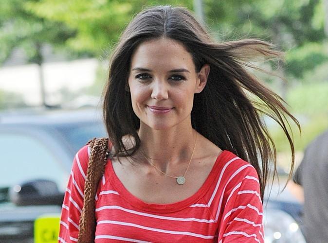 Katie Holmes : à la dernière minute, elle annule son premier tapis rouge depuis son divorce avec Tom Cruise !