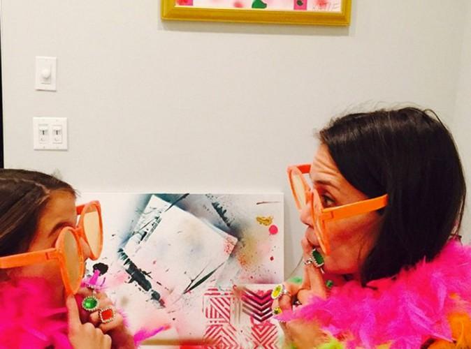 Katie Holmes et Suri s'offrent une journée filles et bling bling !