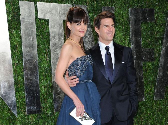 Katie Holmes et Tom Cruise en plein délire, comme vous ne les avez jamais vus !