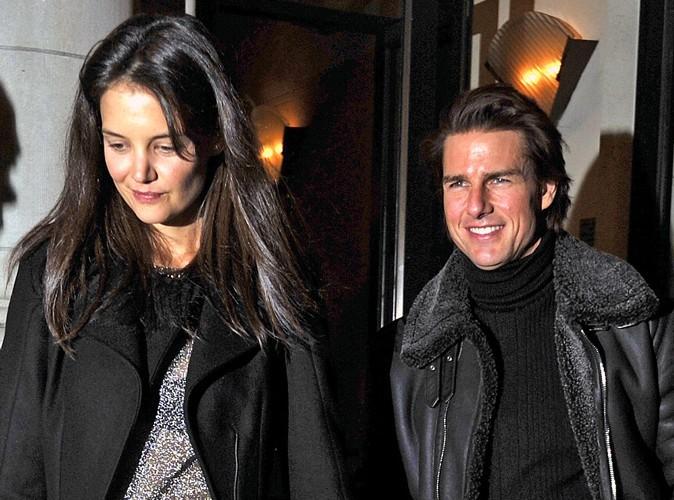 Katie Holmes et Tom Cruise : ils sortent le drapeau blanc et négocient !